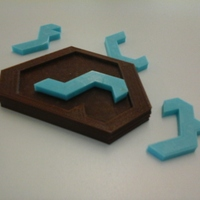 Small Puzzle of Evil 3D Printing 28475