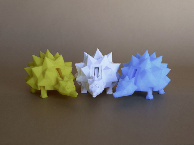 The Hedgehog 3D Print 28501