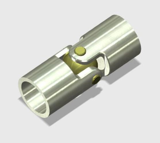 Universal Joint 3D Print 28528
