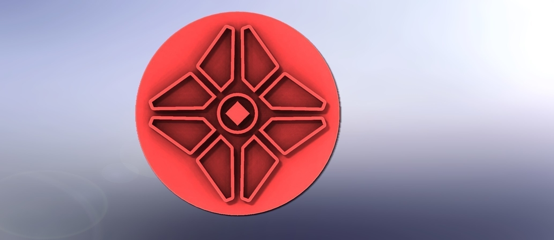 Cookie Cutters- Destiny-2 (2pcs) (Free) 3D Print 285316