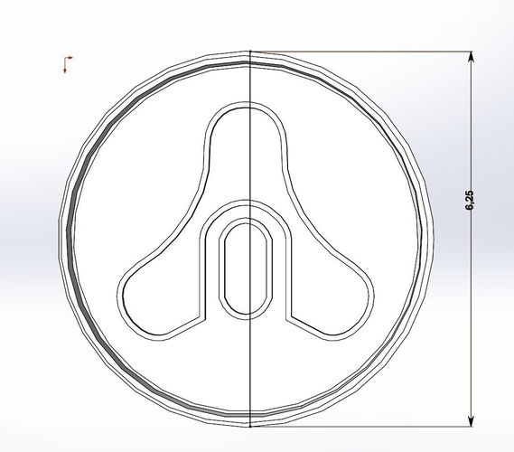 Cookie Cutters- Destiny-2 (2pcs) (Free) 3D Print 285319