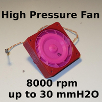 Small High pressure fan - RtA70kit - RC models and other 3D Printing 285480