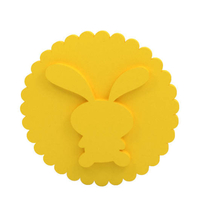 Small Stamp / Cookie stamp 3D Printing 286078