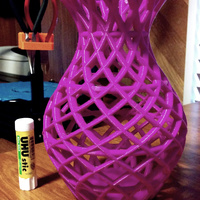 Small Pipe-Ring Vase 3D Printing 28617