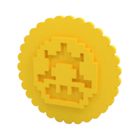 Small Stamp / Cookie stamp 3D Printing 286427