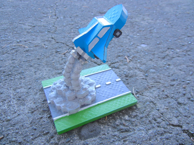 Road Trip to the Moon 3D Print 28656