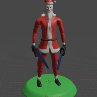 Small My Runescape Character Model 3D Printing 287051