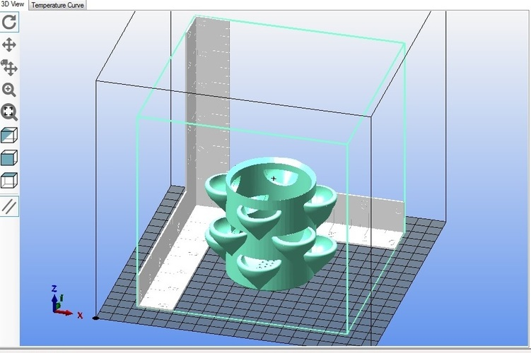 Measure Parts in STL Format with a Digital Ruler 3D Print 28724