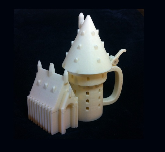 Harry Potter Inspired Butterbeer Stein 3D Print 28735