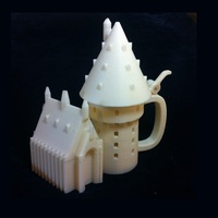 Small Harry Potter Inspired Butterbeer Stein 3D Printing 28735