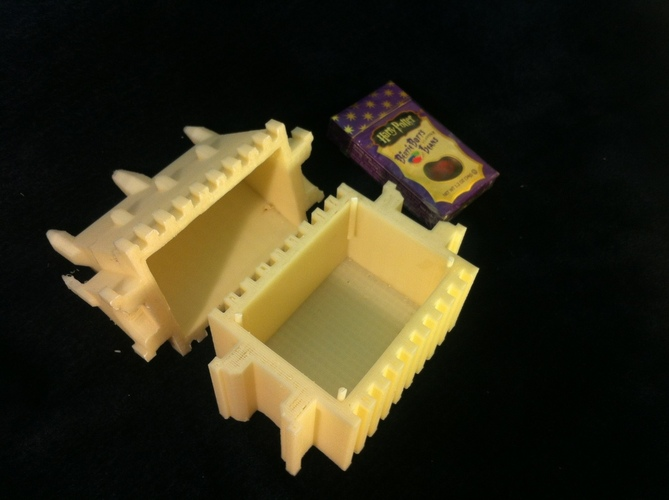 Harry Potter Inspired Butterbeer Stein 3D Print 28737