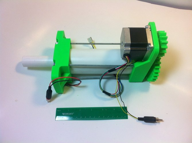 3D Printed High Load Linear Actuator 3D Print 28753
