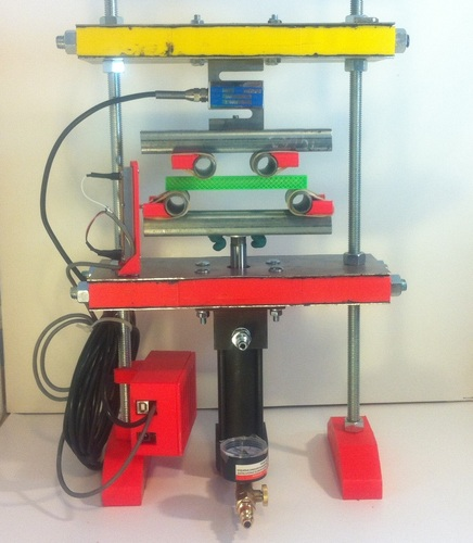 Prototype Load Testing Machine 3D Print 28765