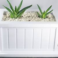 Small Modern Rectangle Planter 3D Printing 287817