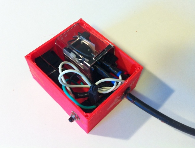 If-Off-Stay-Off Box, power loss safety device 3D Print 28806