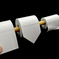Small Toilet Paper Roll 3D Printing 288802