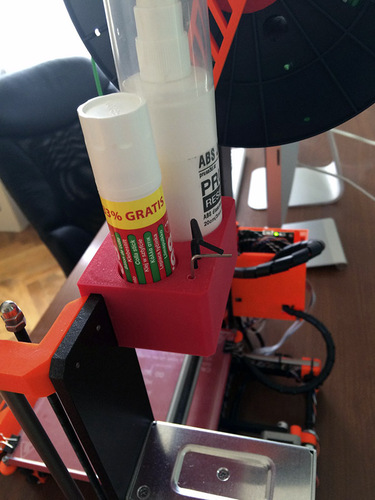 Tool Holder or Prusa i3 3D Print 28930