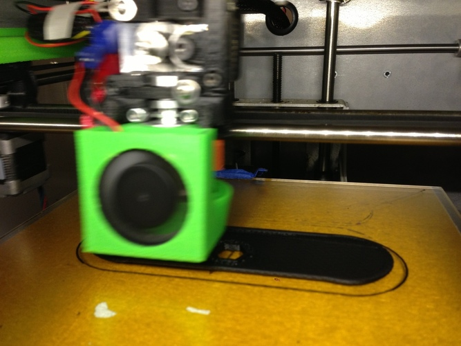 E3D Cooling Fan (for v5, not v6) 3D Print 29015