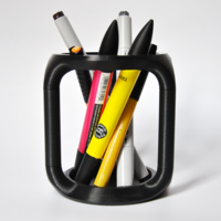Small PEN HOLDER 3D Printing 29113