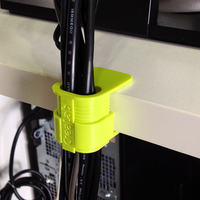 Small PC CABLE CLIP  3D Printing 29208