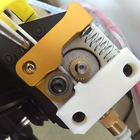Small MK8 / MK10 / CR-7 Extruder 3D Printing 29354