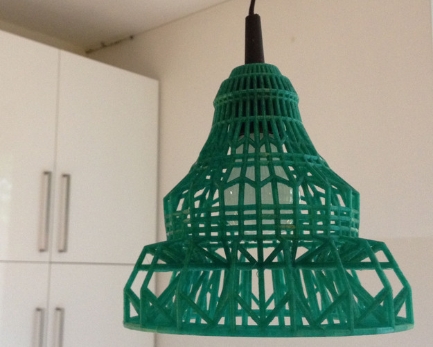 wire lamp 02 3D Print 29410