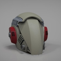 Small Jedi Training helmet from Rise of Skywalker 3D Printing 295533