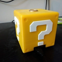 Small Mystery Box Raspberry Pi Retropie 3D Printing 295841