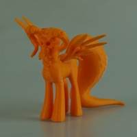 Small My Little Hellion 3D Printing 29620