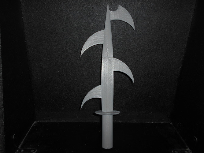 Medieval weapon 3D Print 29679