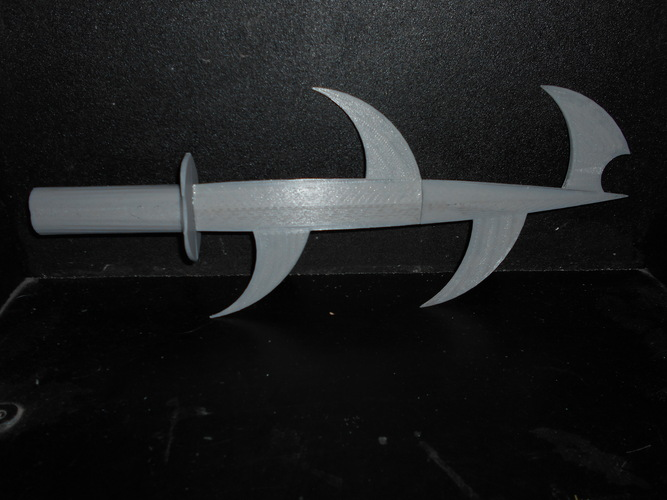 Medieval weapon 3D Print 29680