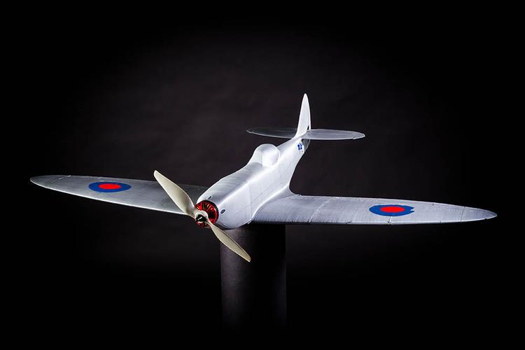 3D Printed 3D printed RC Spitfire Mk XVI ver1.2 by ...