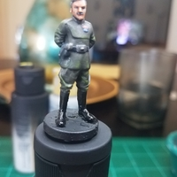 Small Admiral Wullf Yularen Legion Scale 3D Printing 298972