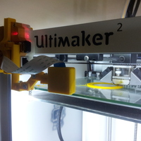 Small Raspberry and Raspicam mount for Ultimaker 2  3D Printing 29925