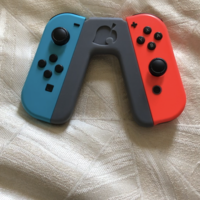 Small Animal Crossing Joy Con Grip 3D Printing 299339