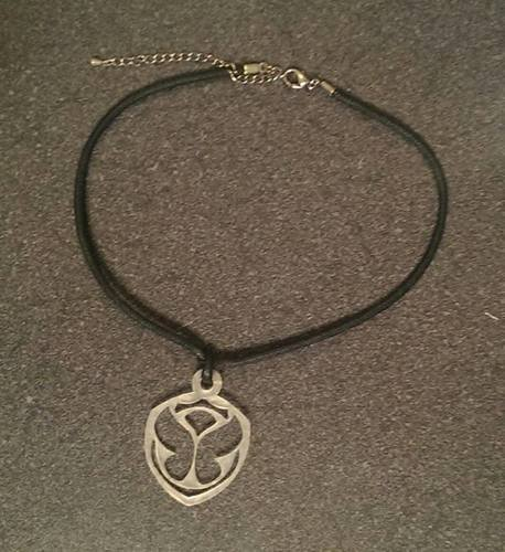 MakerTree 3D: TomorrowWorld/ TomorrowLand necklace pendant 3D Print 29957