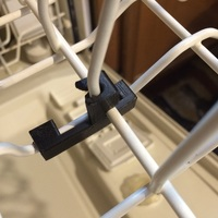 Small Bracket for Kenmore Ultrawash Dishwasher 3D Printing 30007