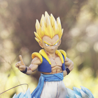 Small Gotenks - Dragon Ball Z 3D Printing 300504