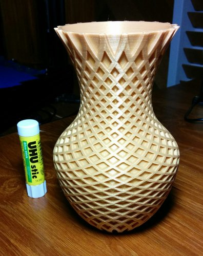 Watertight spiral vase 3D Print 30062