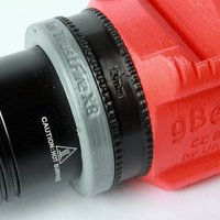 Small GuerillaBeam extension tubes 3D Printing 30070
