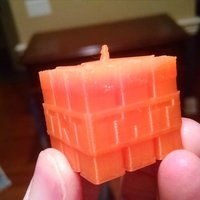 Small TNT block 3D Printing 30127