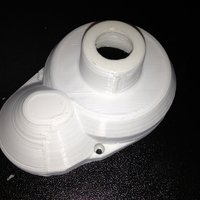 Small HPI Blitz ESE Clutch Cover for Long Motor Shaft 3D Printing 30342