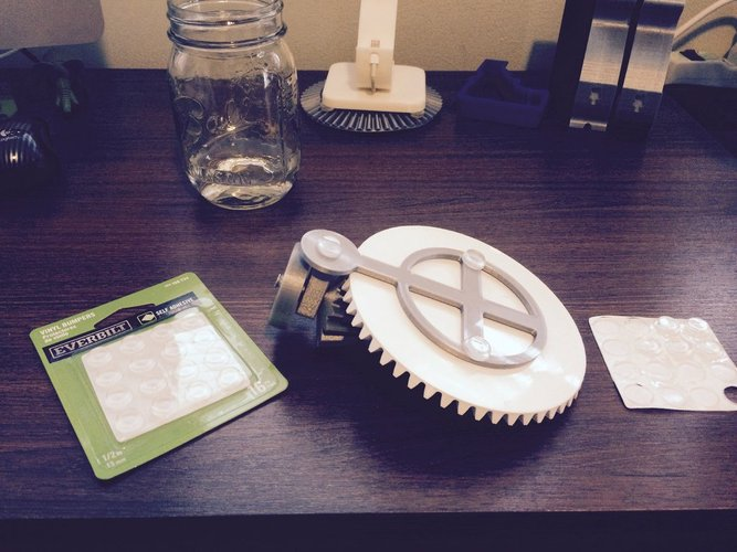 Bevel Gear Toy Set, 17/51 Tooth or 3:1 Ratio 3D Print 30352