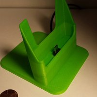 Small Phone Dock for Galaxy Avant 3D Printing 30386