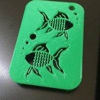 Small Fish Soap Coaster 3D Printing 304161