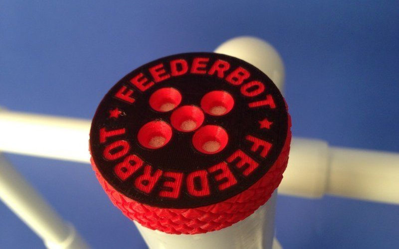 Feederbot (DIY Filament Rack) 3D Print 30445