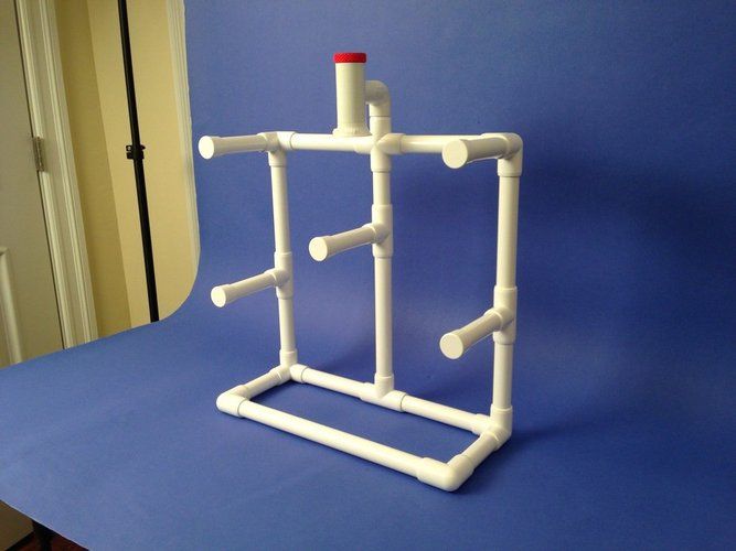 Feederbot (DIY Filament Rack) 3D Print 30449