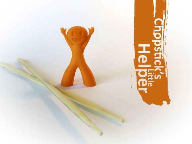 Chopstick's little Helper 3D Print 30847