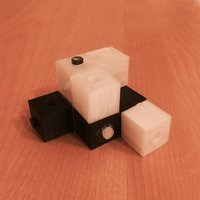 Small The Quasar Puzzle v2.1 3D Printing 31084