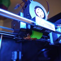Small ZYYX Fan Duct 3D Printing 31242